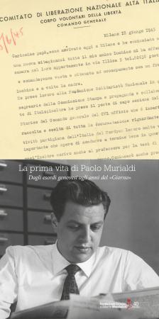 La prima vita di Paolo Murialdi