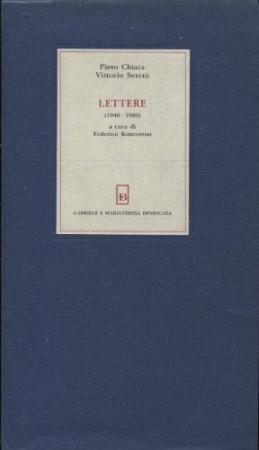 Lettere (1946-1980)