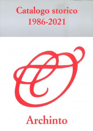 Catalogo storico 1986-2021