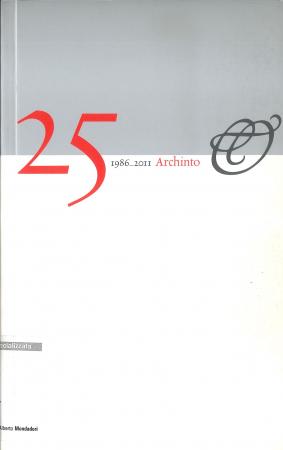 Catalogo storico 1986-2011