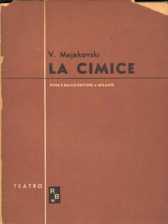 La cimice (1929)