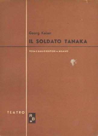 Il soldato Tanaka (1940)