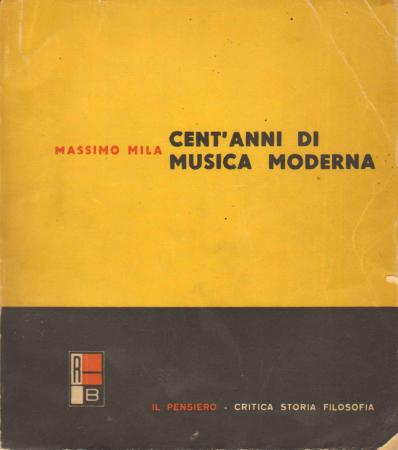 Cent'anni di musica moderna