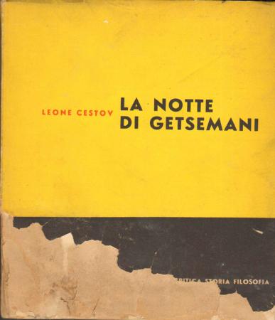 La notte di Getsemani