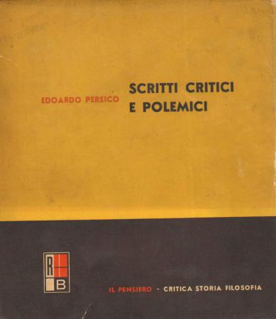 Scritti critici e polemici