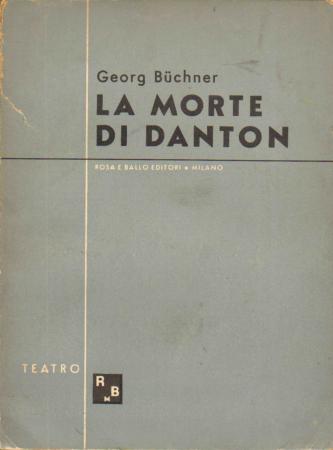 La morte di Danton (1837)