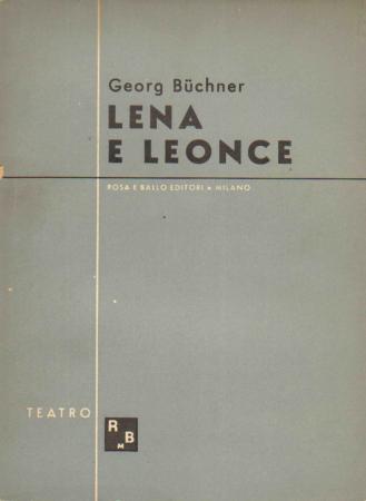 Lena e Leonce (1836)