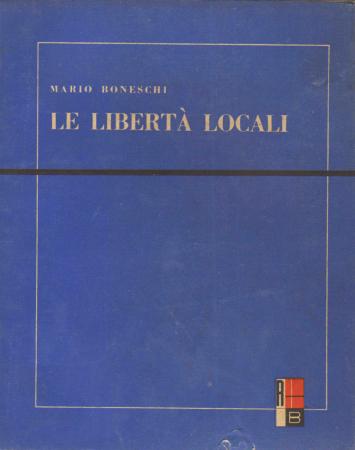 Le libertà locali